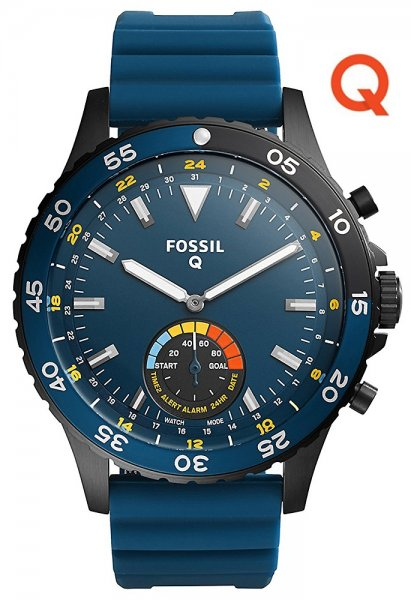 Fossil Smartwatch FTW1125 Fossil Q Q Crewmaster Smartwatch