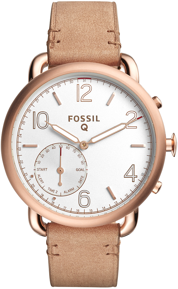 Fossil Smartwatch FTW1129 Fossil Q Q Tailor Hybrid Smartwatch