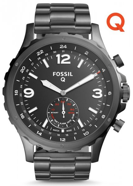 Fossil Smartwatch FTW1160 Fossil Q Q Nate Smartwatch