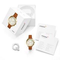 smartwatch Fossil Smartwatch FTW1201 Q ACCOMPLICE damski z krokomierz Fossil Q