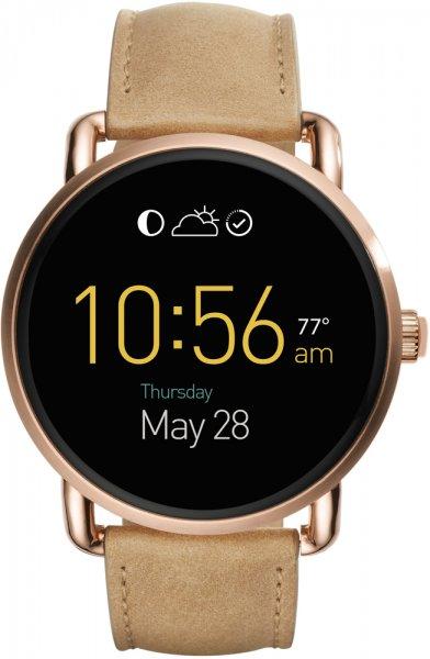 Zegarek Fossil Smartwatch smartwatches Q Wander Smartwatch - damski  - duże 3