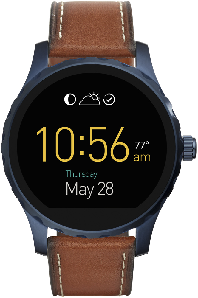Fossil Smartwatch FTW2106 Fossil Q Q Marshal Smartwatch