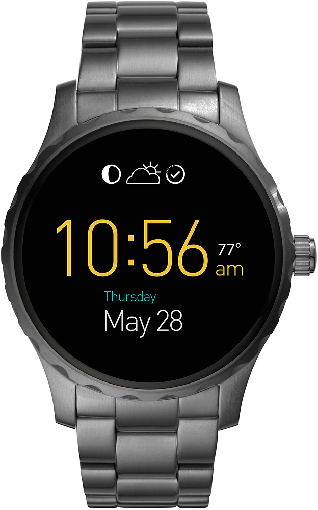 Fossil Smartwatch FTW2108 Fossil Q Q Marshal Smartwatch