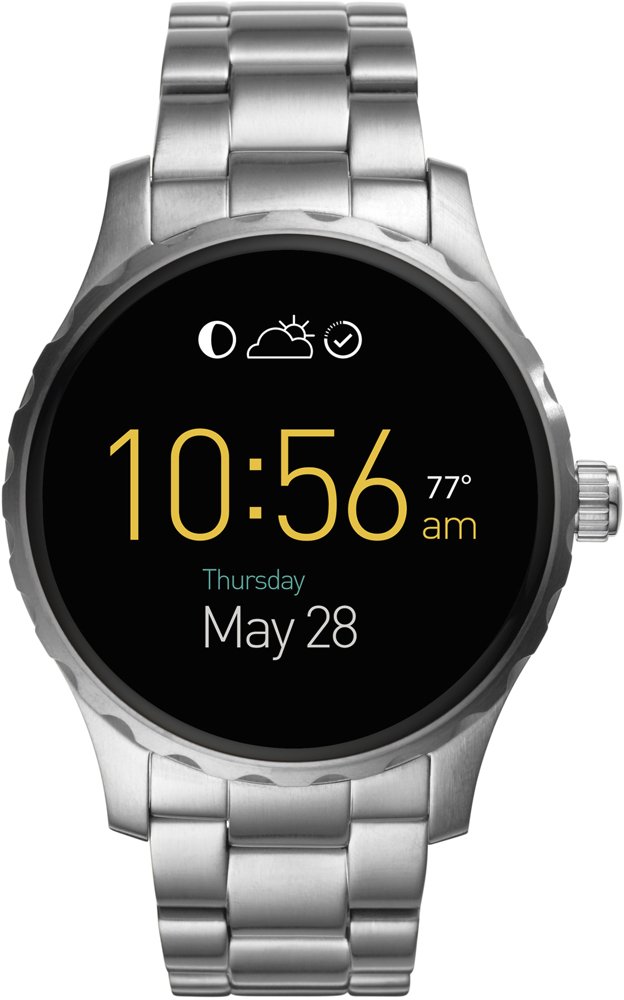 Fossil Smartwatch FTW2109 Fossil Q Q Marshal Smartwatch