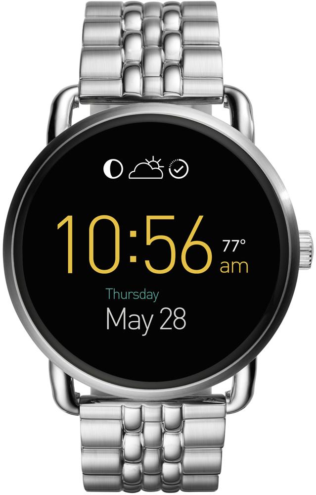 Fossil Smartwatch FTW2111 Fossil Q Q Wander Smartwatch