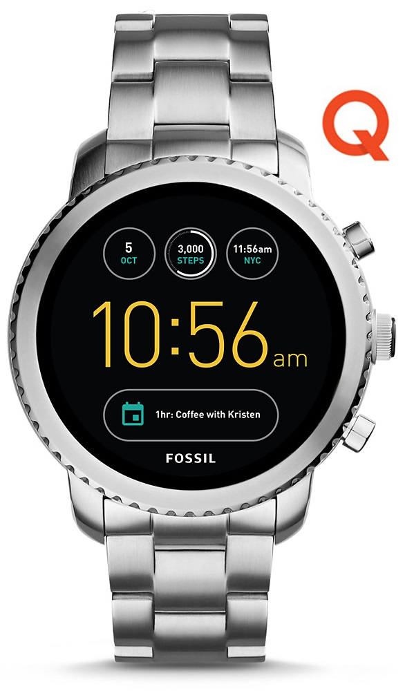 Fossil Smartwatch FTW4000 Fossil Q Gen 3 Smartwatch Q Explorist
