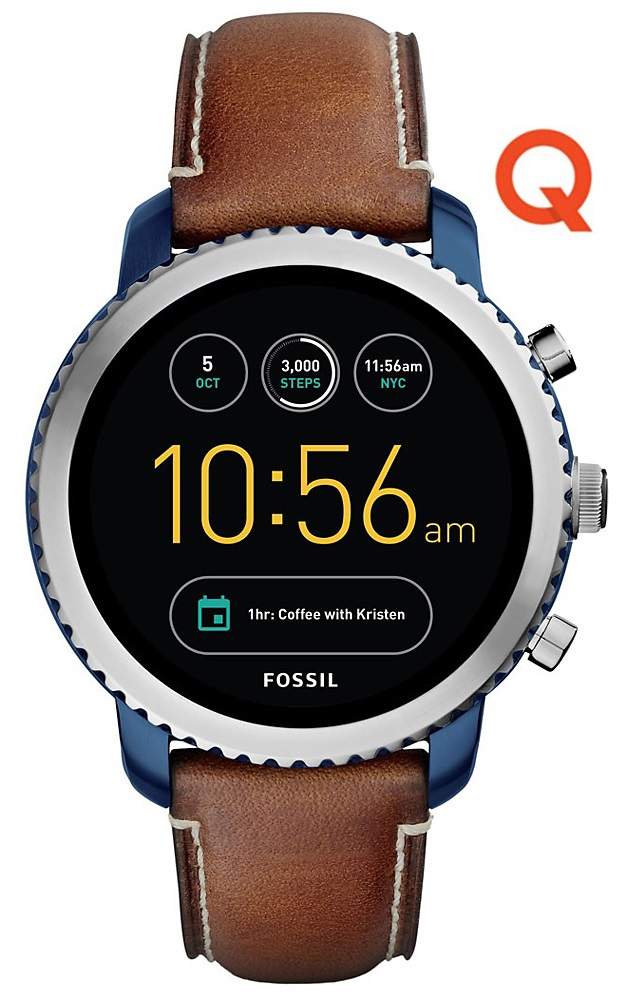 Fossil Smartwatch FTW4004 Fossil Q Gen 3 Smartwatch Q Explorist