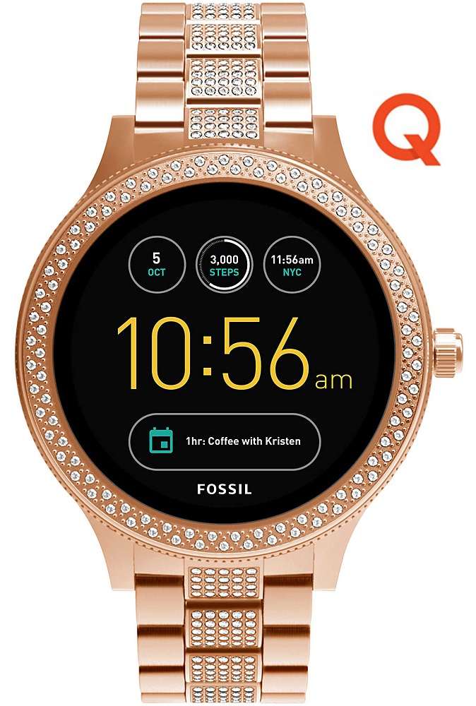 Fossil Smartwatch FTW6008 Fossil Q Gen 3 Smartwatch Q Venture