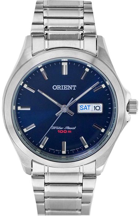 Zegarek męski Orient contemporary FUG0Q004D6 - duże 1