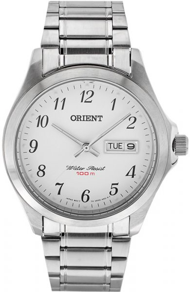 Zegarek męski Orient contemporary FUG0Q005S6 - duże 1