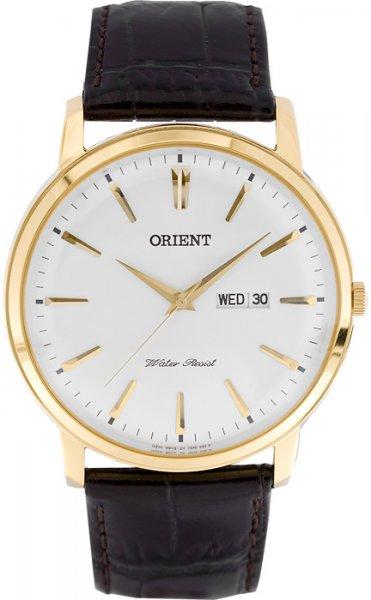 Zegarek męski Orient classic FUG1R001W6 - duże 1