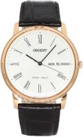 Zegarek męski Orient classic design FUG1R006W6 - duże 1