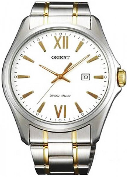 Zegarek męski Orient classic FUNF2004W0 - duże 1