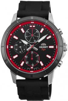 Zegarek męski Orient Fashionable Quartz FUY03003B0 - zdjęcie 1