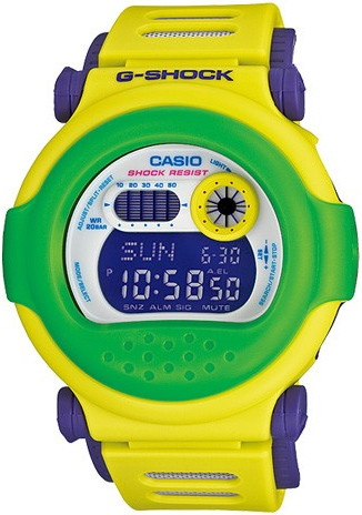G-001HC-3ER - zegarek męski - duże 3