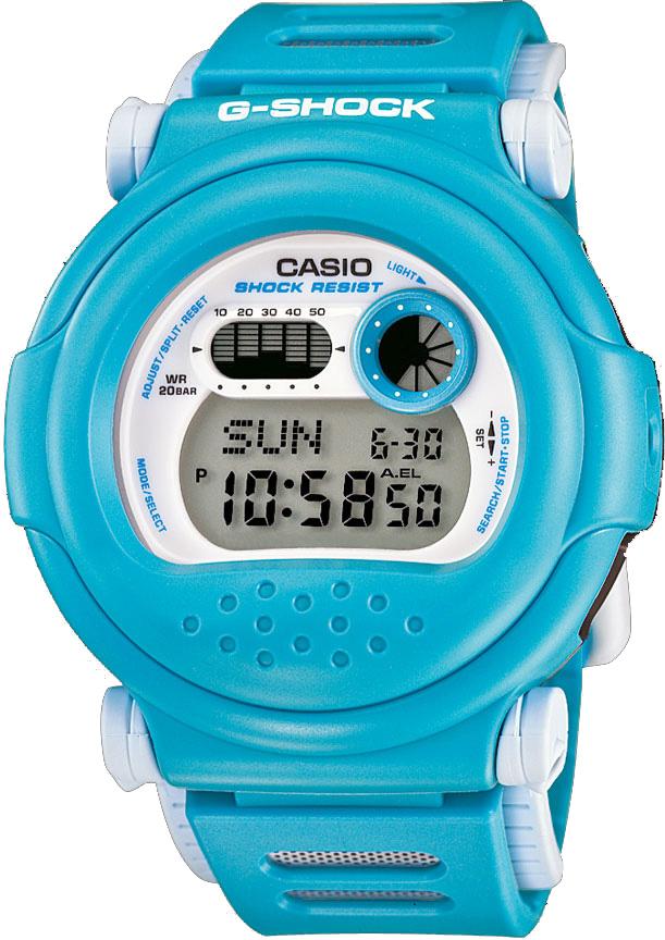 Zegarek męski Casio G-SHOCK g-shock G-001SN-2ER - duże 1