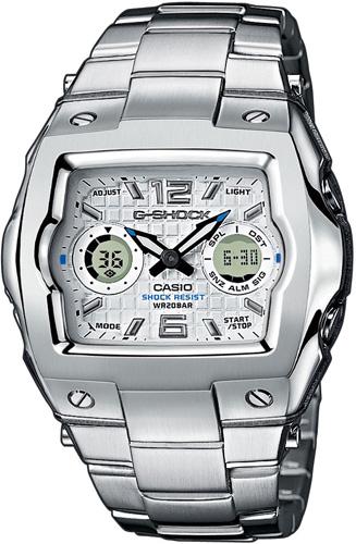 G-Shock G-011D-7BER G-Shock White Wisdom