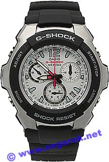 G-1000-7AER - zegarek męski - duże 3