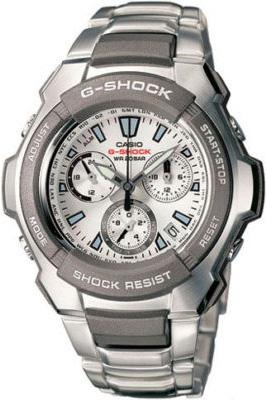 Zegarek męski Casio wyprzedaż G-1000D-7A - duże 1