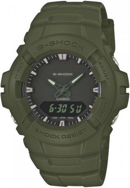 Zegarek Casio G-100CU-3AER - duże 1