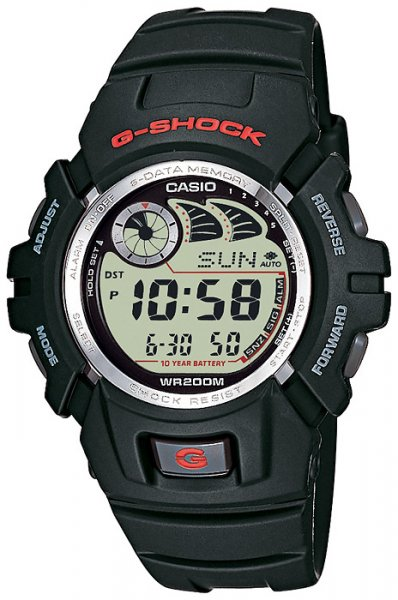 G-Shock G-2900F-1VER G-SHOCK Original Life Force