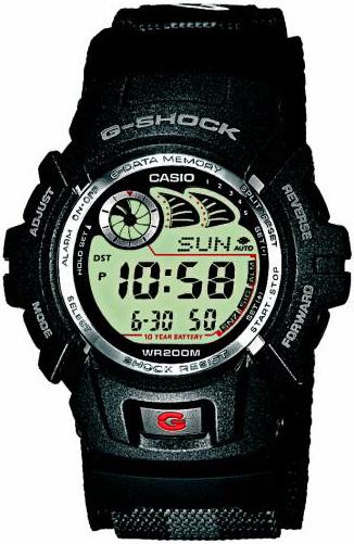 G-Shock G-2900V-1VER G-Shock Deep Spirit