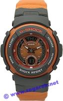 Zegarek męski Casio G-SHOCK g-shock G-315RL-4AVER - duże 1