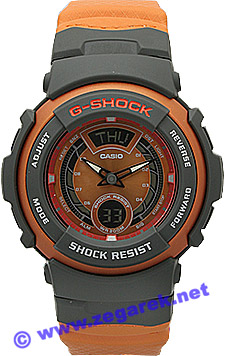 Zegarek Casio G-SHOCK G-315RL-4AVER - duże 1