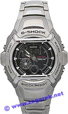 G-Shock G-510D-1AVER G-Shock Black Earl