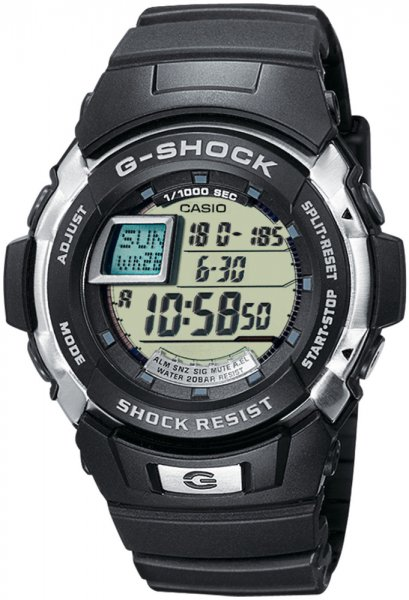 G-Shock G-7700-1ER G-SHOCK Original Speed Steeler