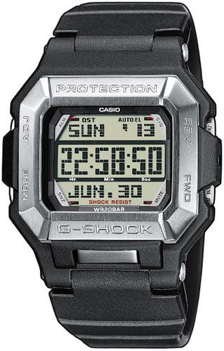 G-7800-1ER - zegarek męski - duże 3