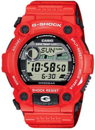 Zegarek G-Shock Casio Redbike -męski - duże 3