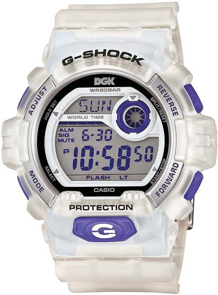 G-8900DGK-7ER - zegarek męski - duże 3