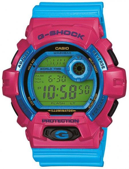 G-8900SC-4ER - zegarek męski - duże 3
