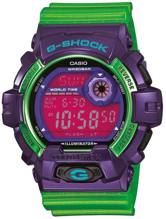 G-8900SC-6ER - zegarek męski - duże 3