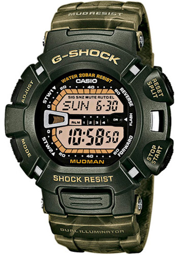 G-Shock G-9000MC-3ER G-Shock Instructor