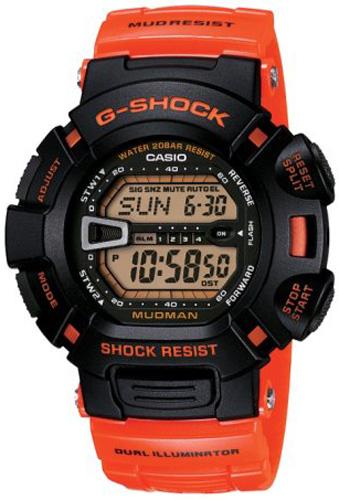 Zegarek G-Shock Casio Mudman -męski - duże 3
