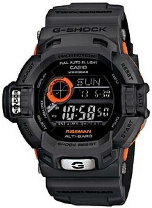 G-9200GY-1ER - zegarek męski - duże 3
