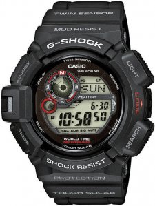 zegarek MUDMAN Casio G-9300-1ER
