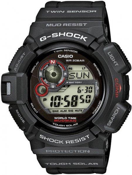 Zegarek Casio G-9300-1ER - duże 1