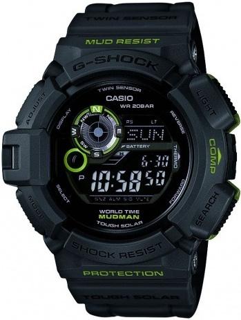 G-9300GY-1ER - zegarek męski - duże 3