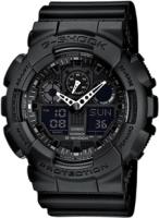 Zegarek męski Casio G-SHOCK g-shock original GA-100-1A1ER - duże 1