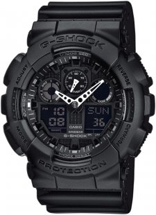 zegarek Big Bang Casio GA-100-1A1ER