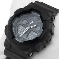 Zegarek męski Casio G-SHOCK g-shock original GA-100-1A1ER - duże 7