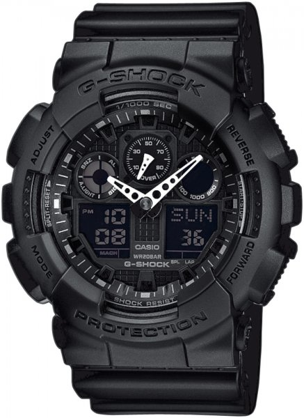 G-Shock GA-100-1A1ER G-SHOCK Original Big Bang