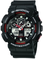 Zegarek Casio G-SHOCK GA-100-1A4ER