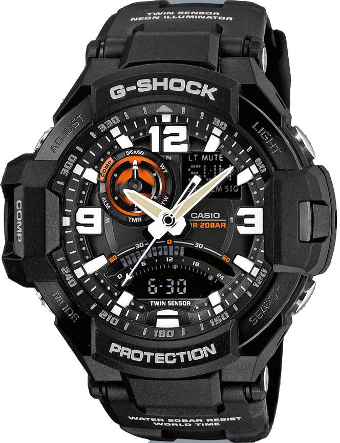 Zegarek Casio G-SHOCK GA-1000-1AER - duże 1