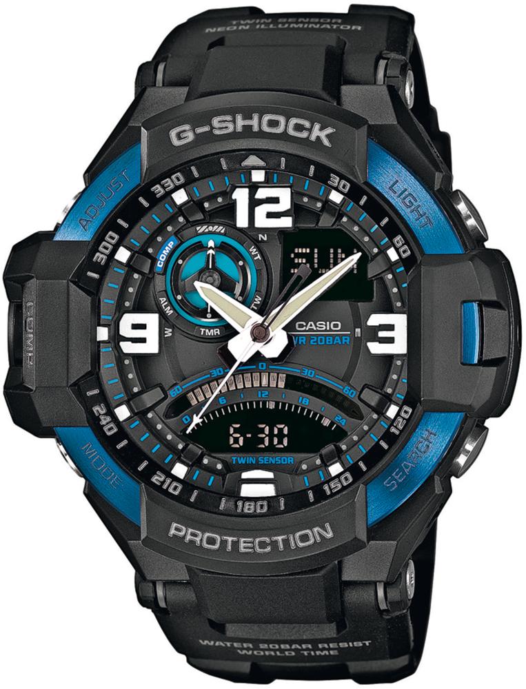 G-Shock GA-1000-2BER G-SHOCK Master of G