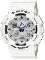 Zegarek męski Casio g-shock original GA-100A-7AER - duże 1