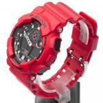 zegarek G-Shock GA-100B-4AER czerwony G-SHOCK Original